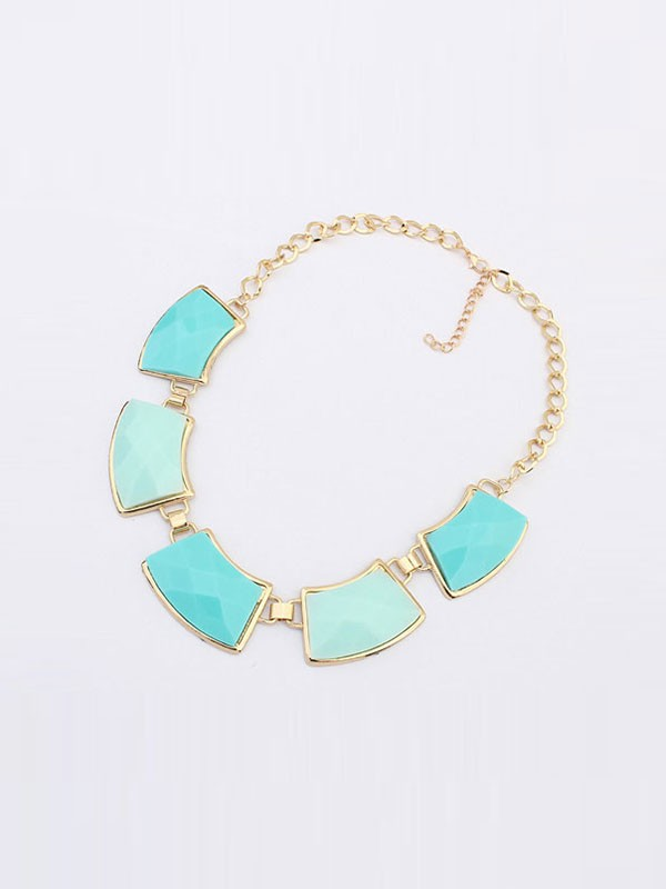 Occident All-match Elegant Geometry Hot Sale Necklace