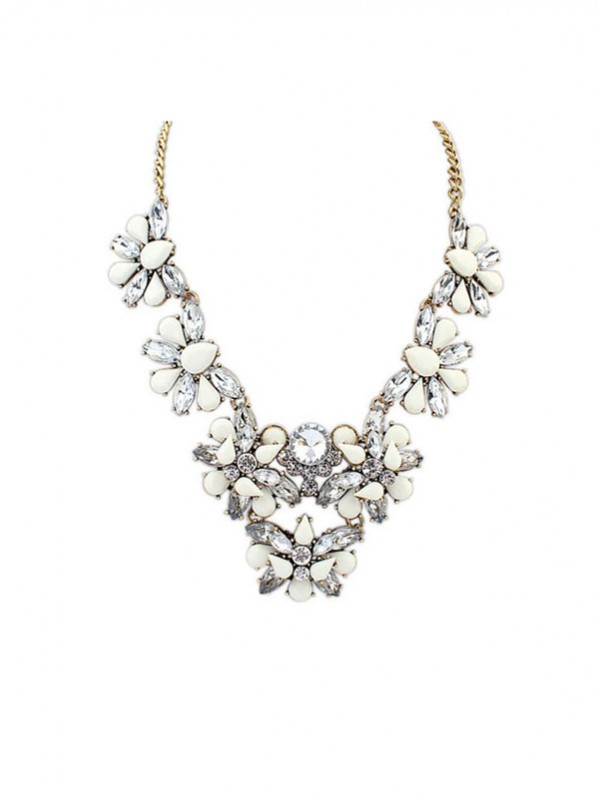 Occident Fashionable Geometry All-match Popular Hot Sale Necklace
