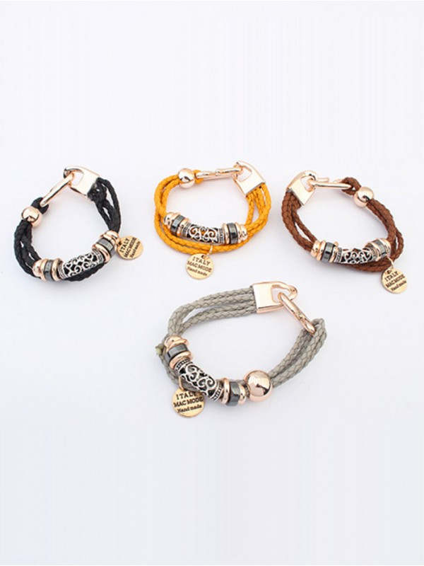 Occident Retro Exotic Personality Hot Sale Bracelets